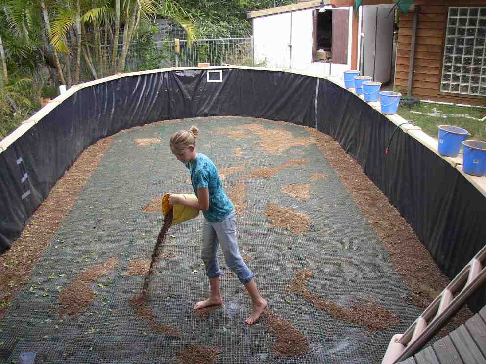 Can You Put An Above Ground Pool On Gravel Round Designs